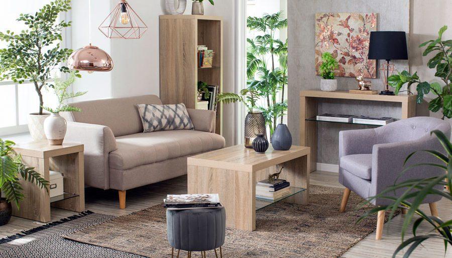 Living pequeño: buscando el sofá perfecto