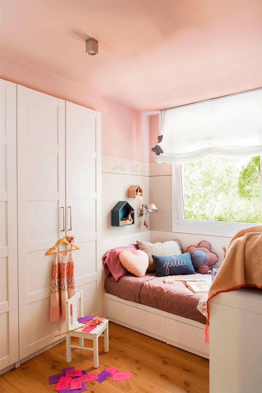 compartir dormitorio closet