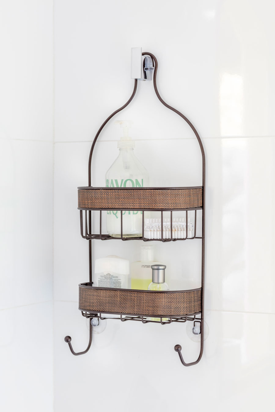 Organizador de ducha