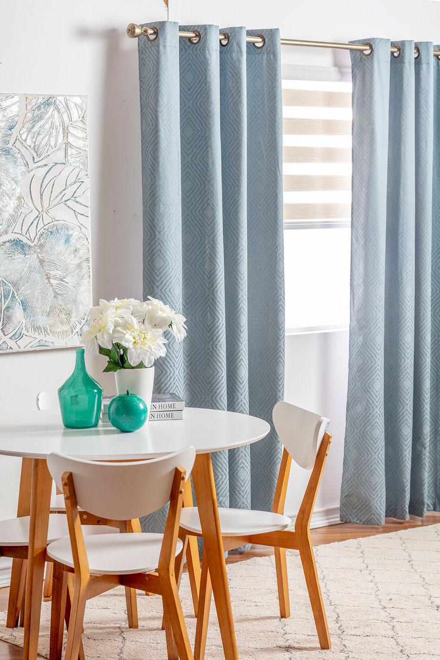 cortinas para luz antiestrés
