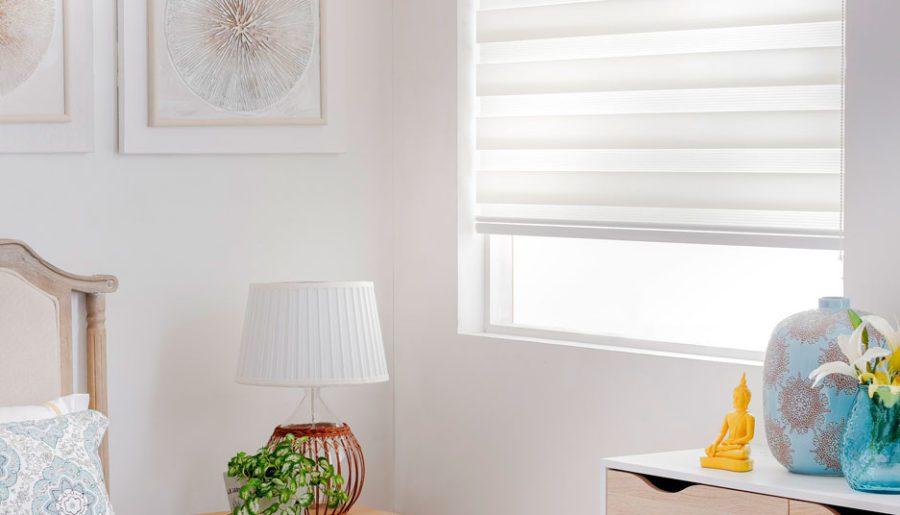 Cortinas blancas: diseño, calma y más luz