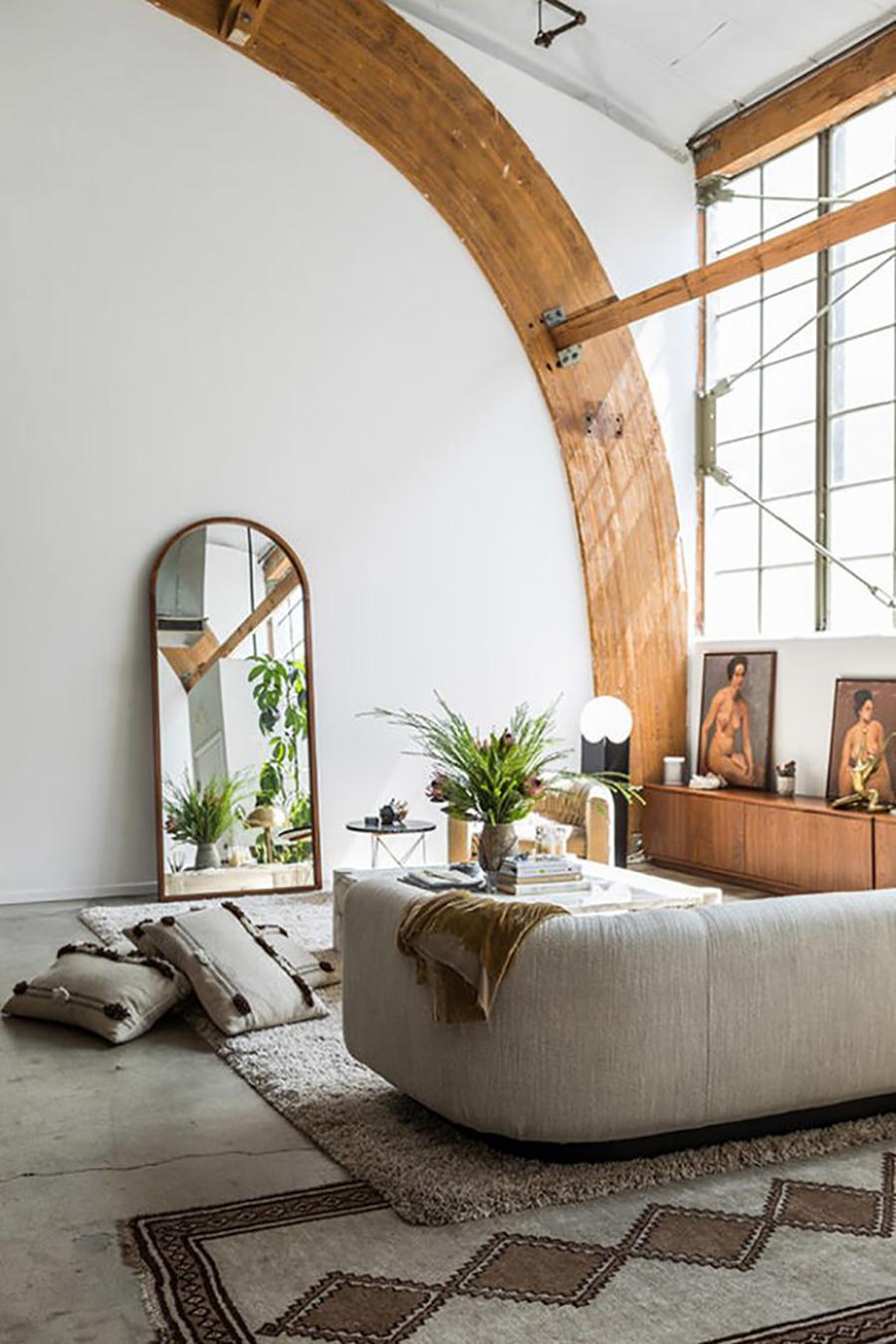 decoracion de interiores curvas