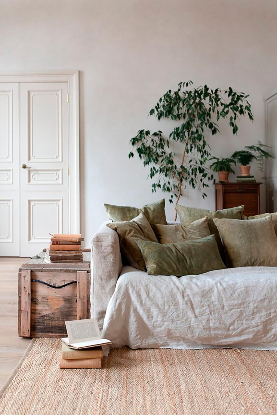 decoracion de interiores sustentable