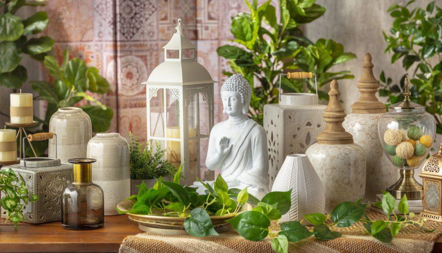 Aplica principios del yoga para decorar tu casa