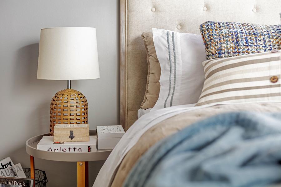 Cambia las almohadas purificar el aire