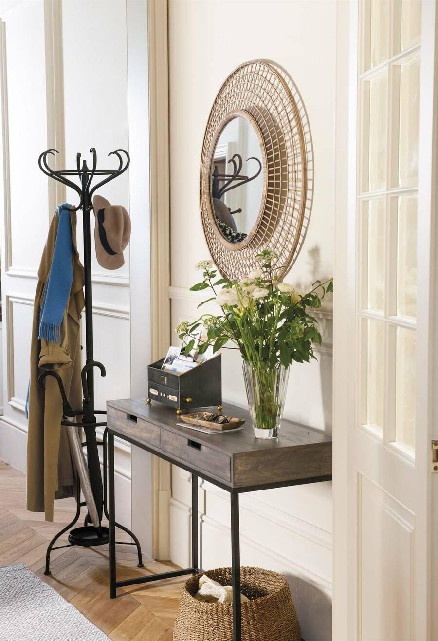 decorar con espejos