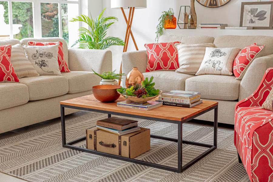 muebles living cuadrado