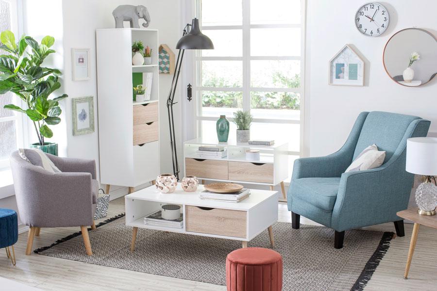 escritorio ordenado casa
