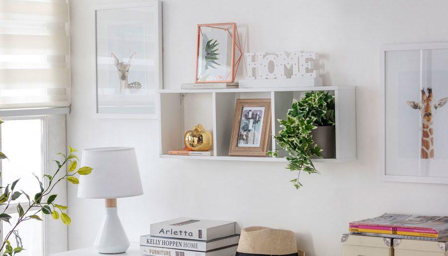Aprovecha los días en casa para ordenar y mejorar tu ambiente