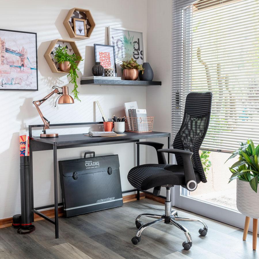 orden en casa escritorio