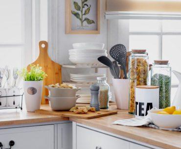 8 ideas para mantener tu cocina ordenada