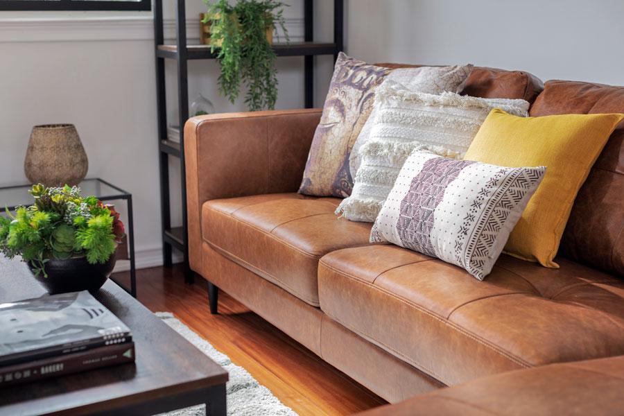 Guia para elegir sofa cuero