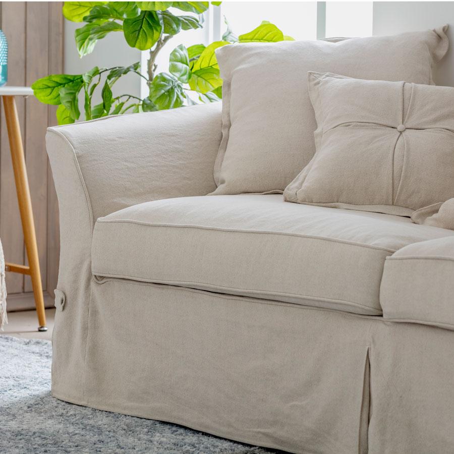 Guia para elegir sofa tela lino o algodon