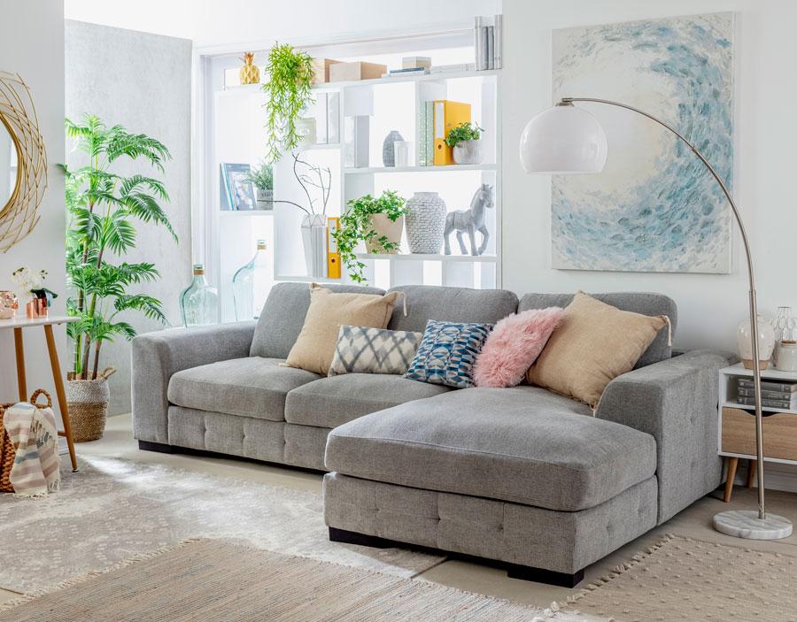 Guia para elegir sofa seccional