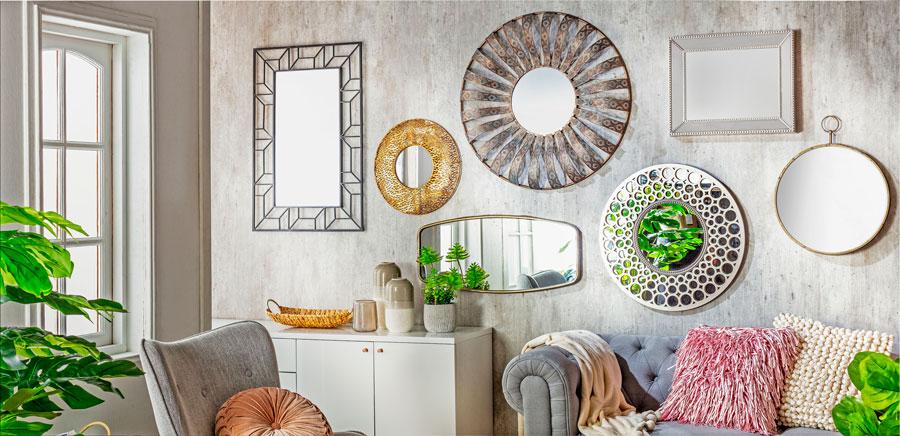 Muro de espejos