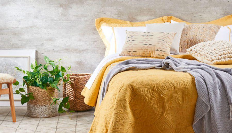 Paleta decolovers: Decora en tonos amarillo ocre y mostaza