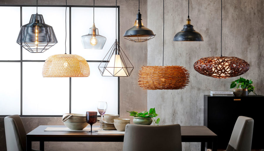 6 tendencias en iluminación de interior