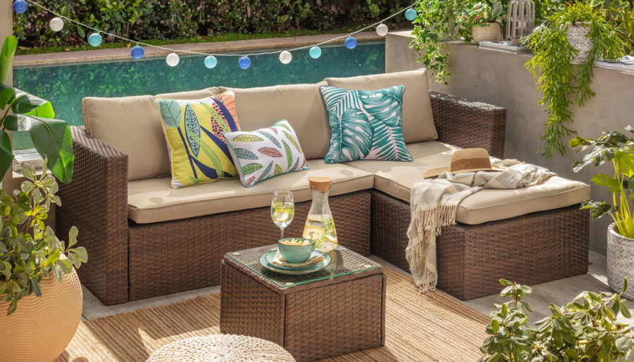 6 tips de feng shui para aplicar en la decoración de tu terraza
