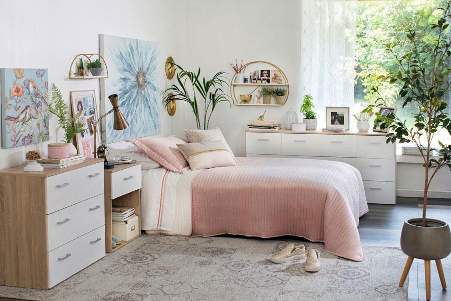 Medidas ideales para colocar muebles y decoración en casa: cuadros