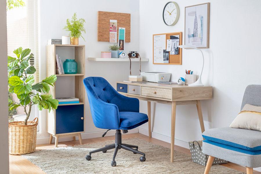 Medidas ideales para colocar muebles y decoración en casa: muebles de escritorio