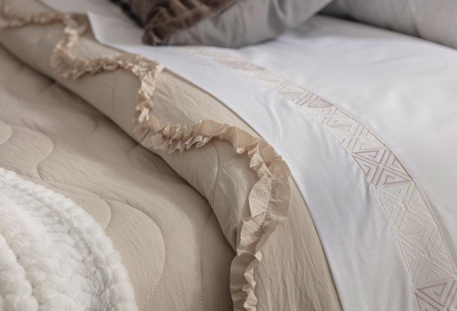 Tendencias de ropa de cama para decorar tu dormitorio