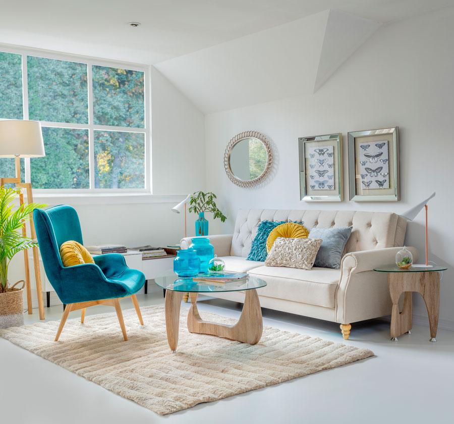 Paleta DecoLovers: decoración en tonos turquesa