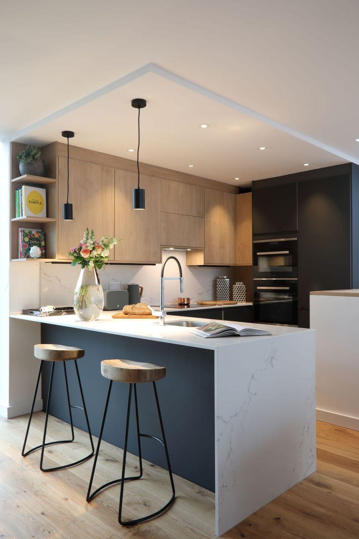 La temperatura de la luz en la cocina puede ayudarte a crear el ambiente que quieras
