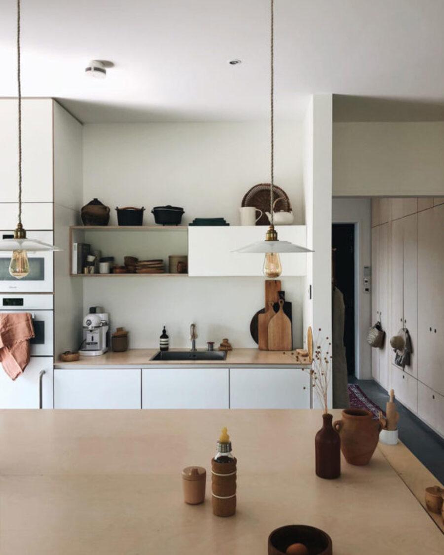 El slow deco incorpora tecnología para la cocina y el hogar en general.