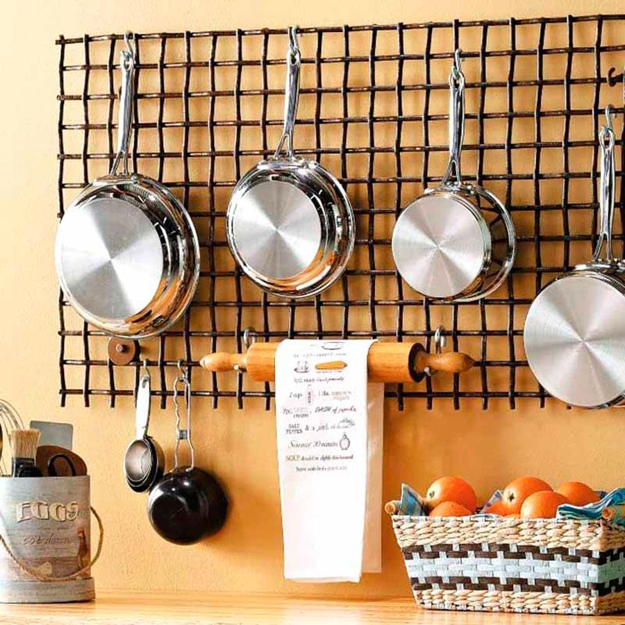 organizate rejillas cocina
